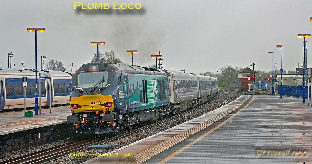 """68009 """"Titan"""", Banbury, 1H10, 16th April 2016"""
