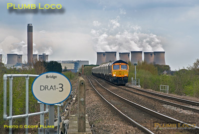66758, Gowdall, 4N61, 28th April 2016