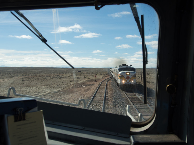 The View from the Cab