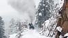 Tiptoeing through the Snow