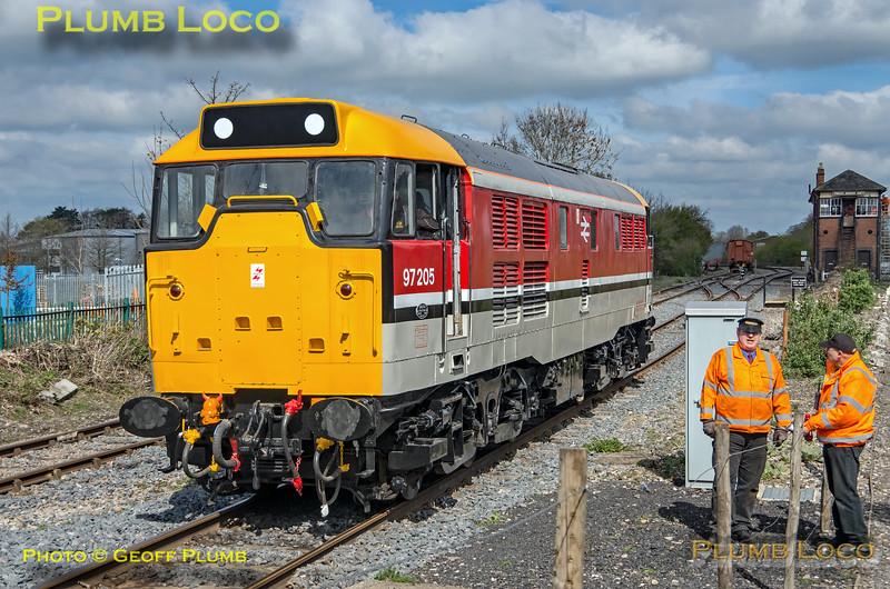 97205, Princes Risborough Platform 4, 1C08, 6th April 2019