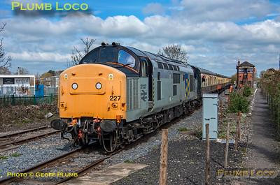 37227, Princes Risborough Platform 4, 1P05, 6th April 2019