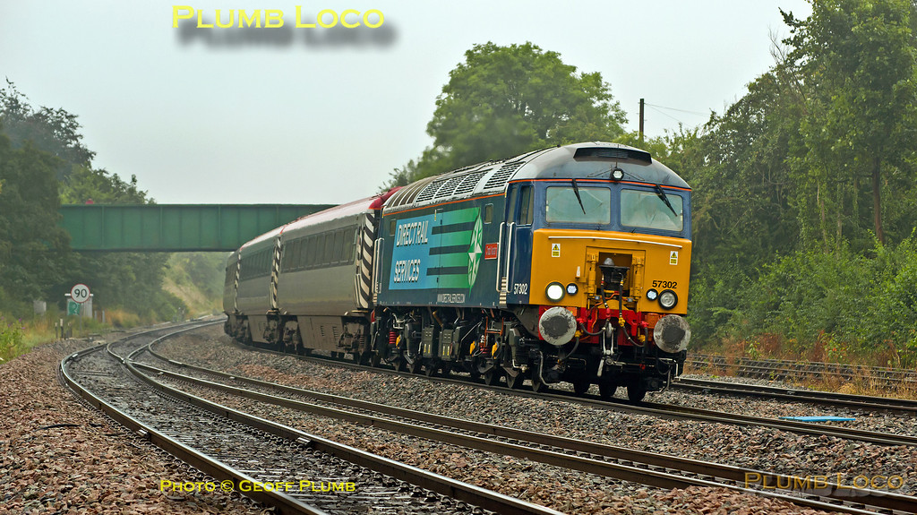 57302, Princes Risborough, 1Z04, 25th August 2013