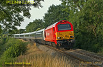 "67018 ""Keith Heller"", Princes Risborough, 5P16, 8th August 2014"