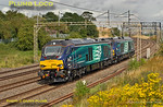 68002 & 68004, Old Linslade, 0Z68, 1st August 2014