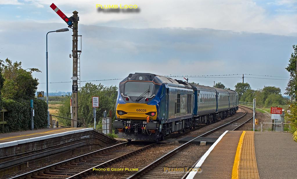 68028, Somerleyton, 2J81, 22nd August 2017