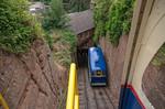Bridgnorth Cliff Railway, 3rd August 2018