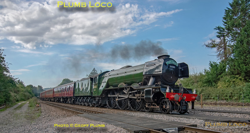 "60103 ""Flying Scotsman"", Princes Risborough, 1Z02, 25th August 2019"
