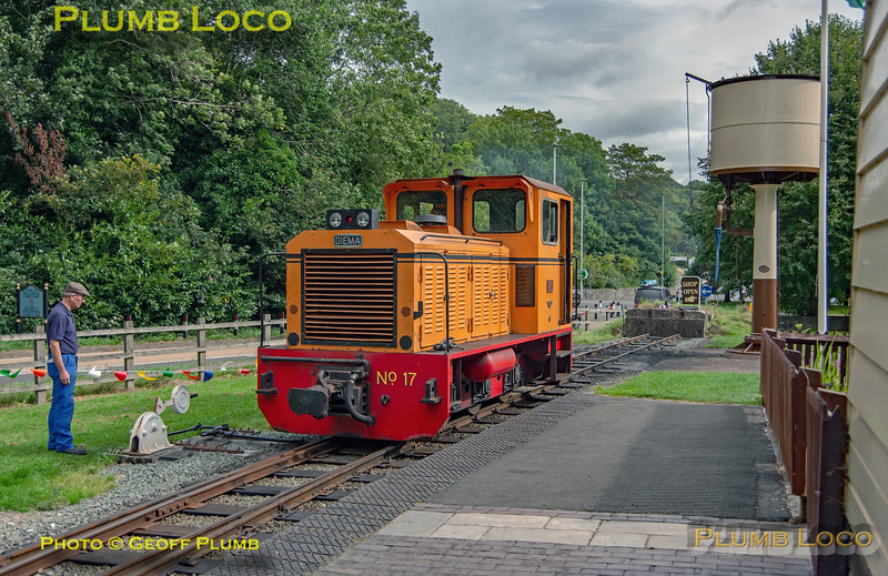 W&LLR No. 17, Welshpool Raven Square, 30th August 2019