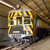 Brill Railcar 106 - Pichi Richi Rly, Quorn, SA - 21 April 2012