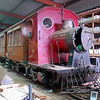 Kitson 4356 NJAB1 - Pichi Richi Rly, Quorn, SA - 21 April 2012