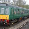 Dmu SC52025 & SC52006 - Avon Valley Railway - 15 April 2018