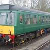 Dmu SC52025 - Avon Valley Railway - 15 April 2018