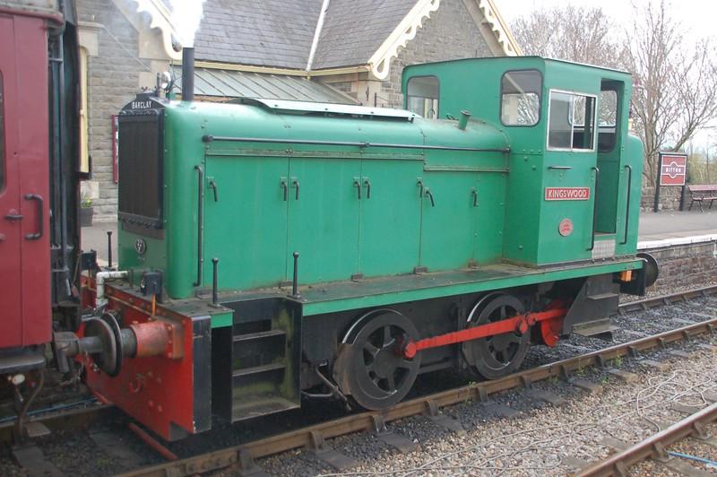 AB 446 Kingswood - Avon Valley Railway - 15 April 2018