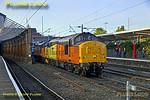"""37254 & 37175, BLS """"565 Special"""", Crewe UDL, 2nd September 2017"""