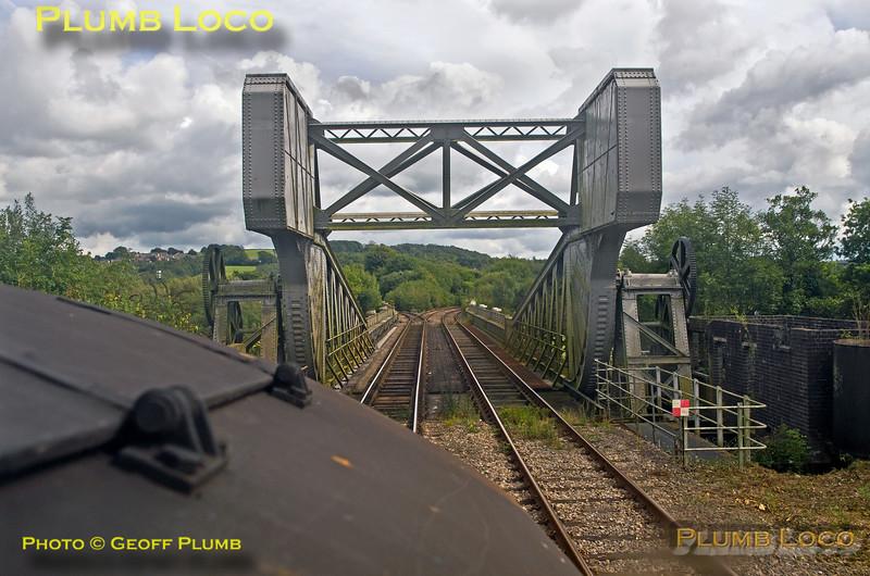 """PoV 37175, BLS """"565 Special"""", Carmarthen Bridge, 1Z65, 2nd September 2017"""