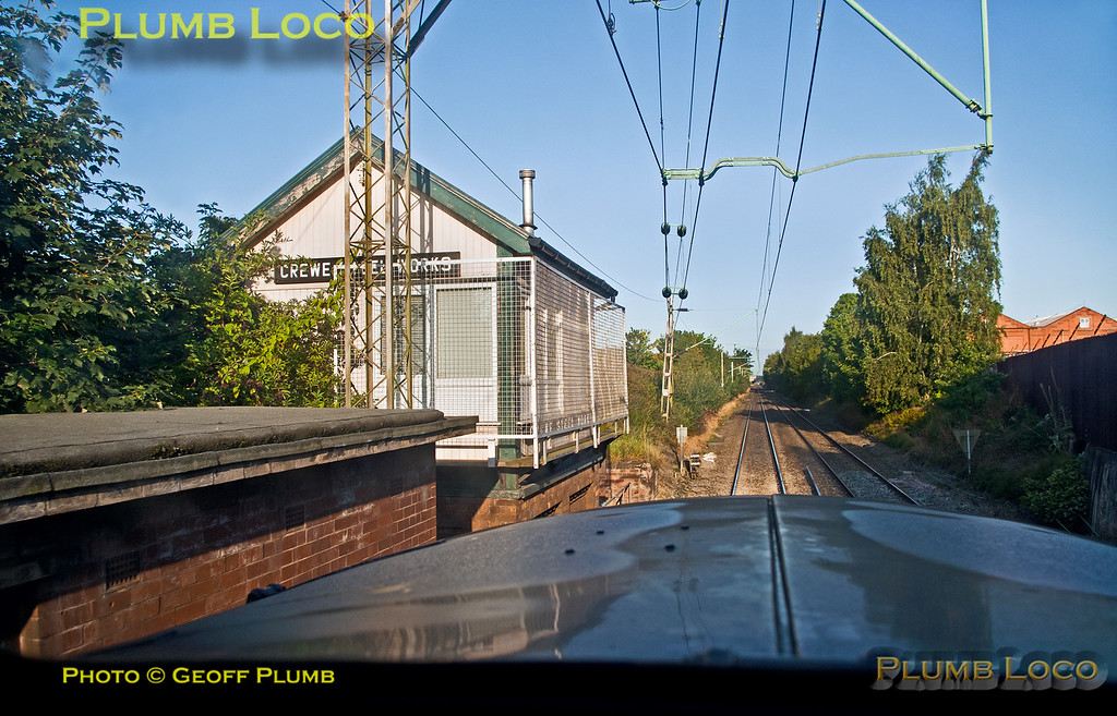 "PoV 37254, BLS ""565 Special"", Crewe Steel Works, 2nd September 2017"