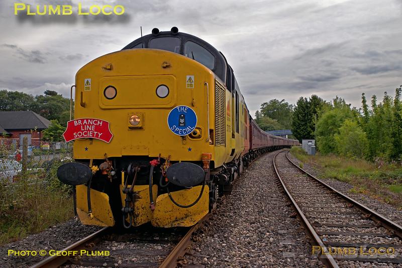 "37175, BLS ""565 Special"", Llandrindod Wells, 1Z65, 2nd September 2017"