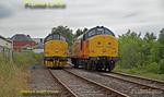 37175 & 37254, BLS 565 Special, Llandrindod Wells, 2nd September 2017