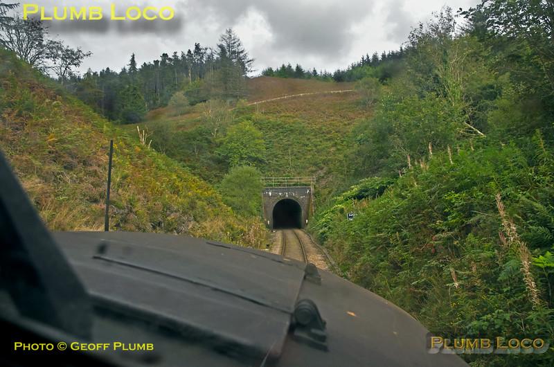 """PoV 37175, BLS """"565 Special"""", Sugar Loaf Tunnel, 1Z65, 2nd September 2017"""