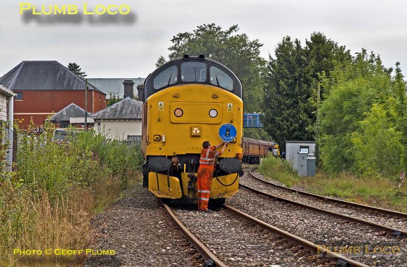 37175, BLS 565 Special, Ian Morris, Llandrindod Wells, 2nd September 2017