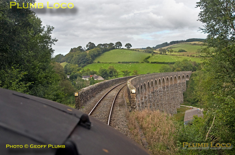 "PoV 37175, BLS ""565 Special"", Cynghordy Viaduct, 2nd September 2017"