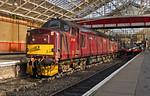 37685 & 37669, Crewe Platform 8, 12th May 2018