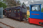 BLS Tour, Beeches Light Railway, Depot, 25th August 2018