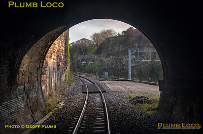 "BLS ""Bootle Brush"", PoV 47826, Olive Mount Tunnel, 8th December 2019"