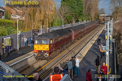 """BLS """"Bootle Brush"""", 47826, Maghull North, 8th December 2019"""
