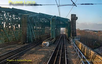 "BLS ""Bootle Brush"", PoV 47826, Acton Grange Viaduct, 8th December 2019"