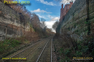"BLS ""Bootle Brush"", PoV 47826, Spellow Station, 8th December 2019"