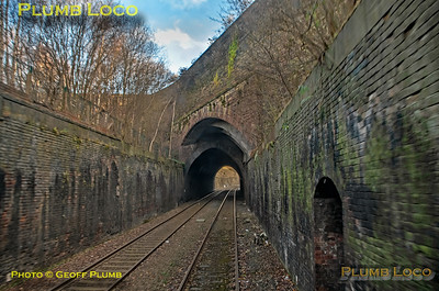 "BLS ""Bootle Brush"", PoV 47826, Spellow No.1 Tunnel, 8th December 2019"