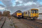 "BLS ""Bootle Brush"", 47826, Marsh Lane Junction & 508 141, 8th December 2019"