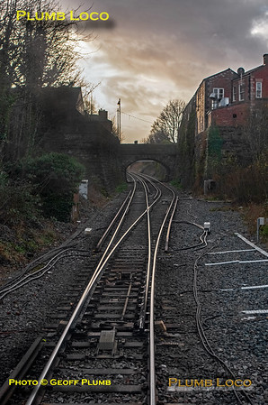 """BLS """"Bootle Brush"""", PoV 47826 approaching Ormskirk, 8th December 2019"""