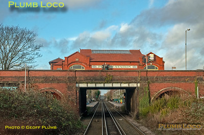 """BLS """"Bootle Brush"""", PoV 47245, Formby Station, 8th December 2019"""