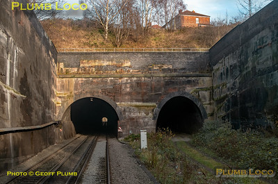 """BLS """"Bootle Brush"""", PoV 47245, Kirkdale No.1 Tunnel, 8th December 2019"""