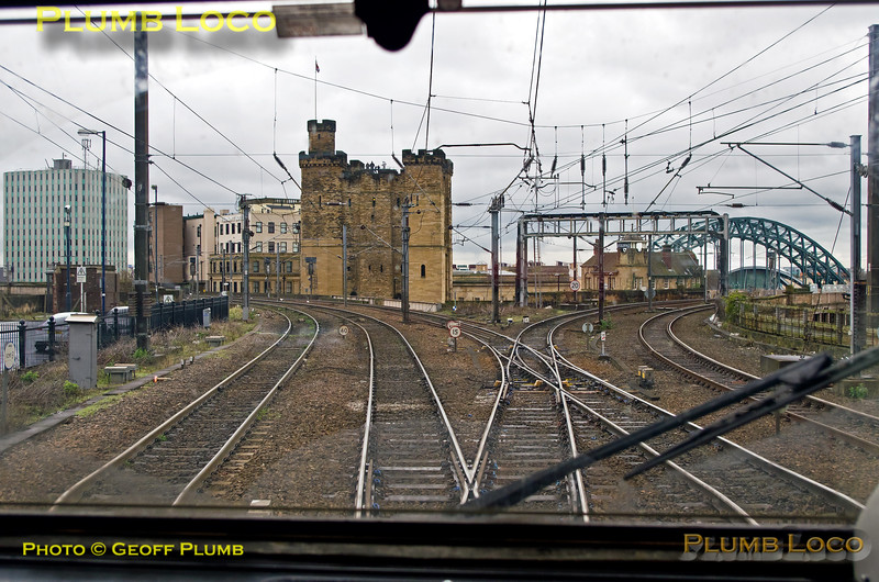 "PoV 43300, ""Bound for Craigy"" Newcastle, 1Z40, 18th March 2017"
