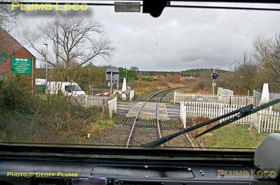 """PoV 43300, """"Bound for Craigy"""", Seghill, 18th March 2017"""