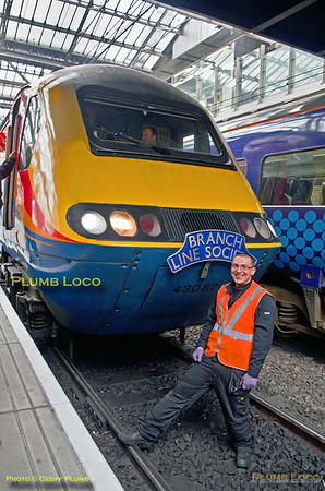 """""""Bound for Craigy"""" tour, Fitter Andy, 43082, Waverley, 18th March 2017"""