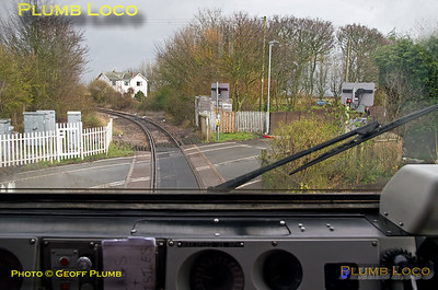 """PoV 43300, """"Bound for Craigy"""", Hartley, 18th March 2017"""