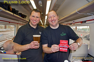 """BLS """"Bound for Craigy"""" tour, Mallinsons Beer, 18th March 2017"""