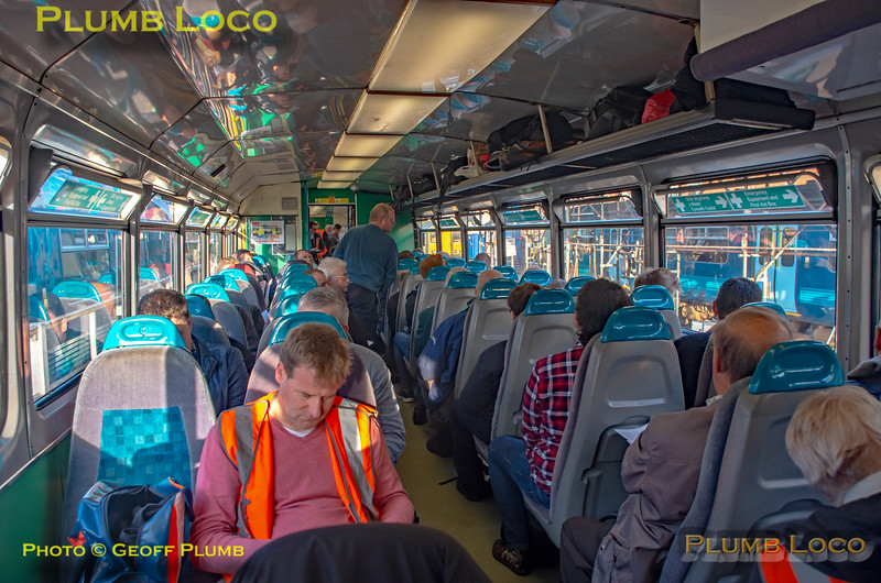 """BLS """"Cardiff Valleys Pacer Farewell"""", PoB, Canton Depot, 6th October 2019"""