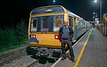 """BLS """"Cardiff Valleys Pacer Farewell"""", Driver Archie_YstradMynach_061019"""