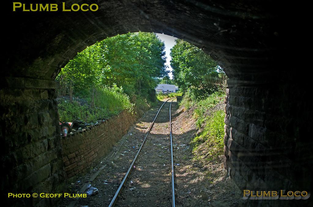 PoV 66432, BLS Cat & Dock, Ribble Branch, Fishergate Tunnel, 15th June 2017