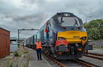 """BLS """"Conwy Cat"""", 68033, DRS Crew, Holyhead Mail Line, 13th June 2019"""