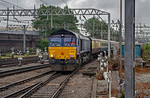 "BLS ""Conwy Cat"", 66429, 5Z74, Crewe Platform 12, 13th June 2019"