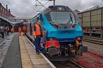 "BLS ""Conwy Cat"",  Crewe Platform 12, 68023 & Sam Dixon, 13th June 2019"