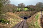 BLS 'Devonian Crompton', PoV 33207, Honiton Tunnel, 8th March 2020