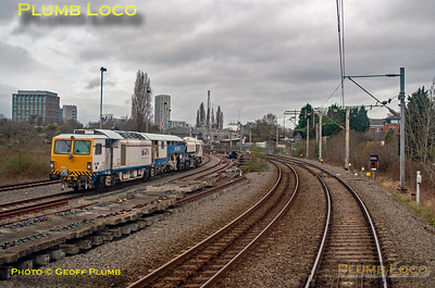 "BLS ""Fenny Crompton"", PoV 47746, Coventry CE Sidings, 7th March 2020"